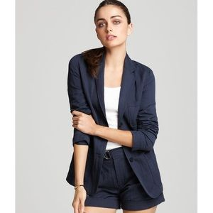 Urban Outfitters Silence + Noise Navy Jacket